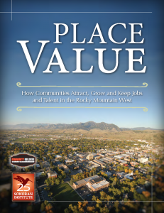 Place Value Report Cover